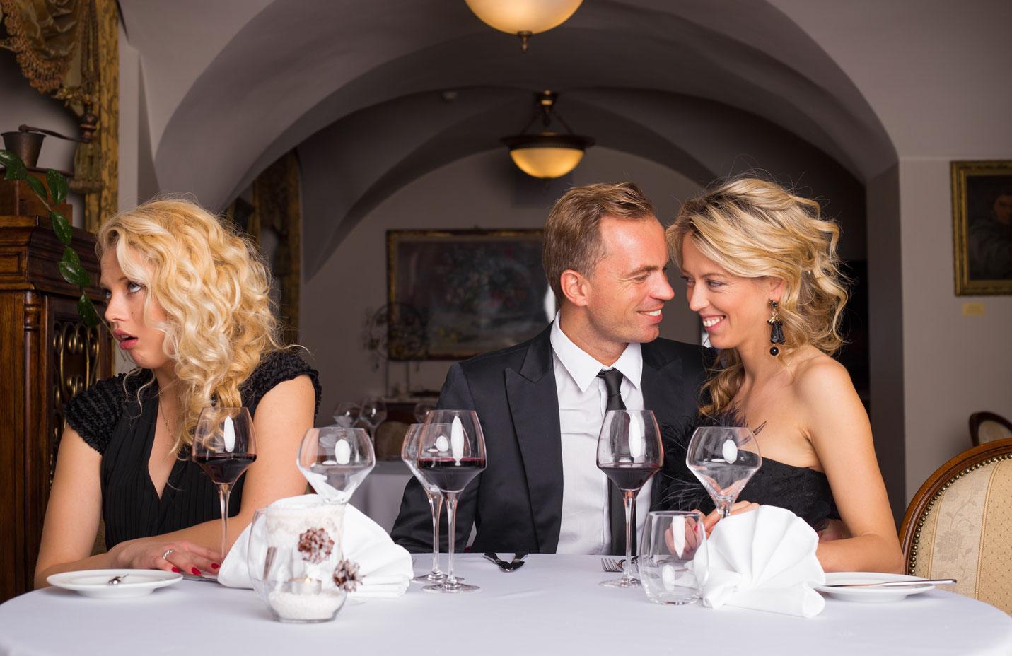 Warum heiraten? Verlobung Expartner