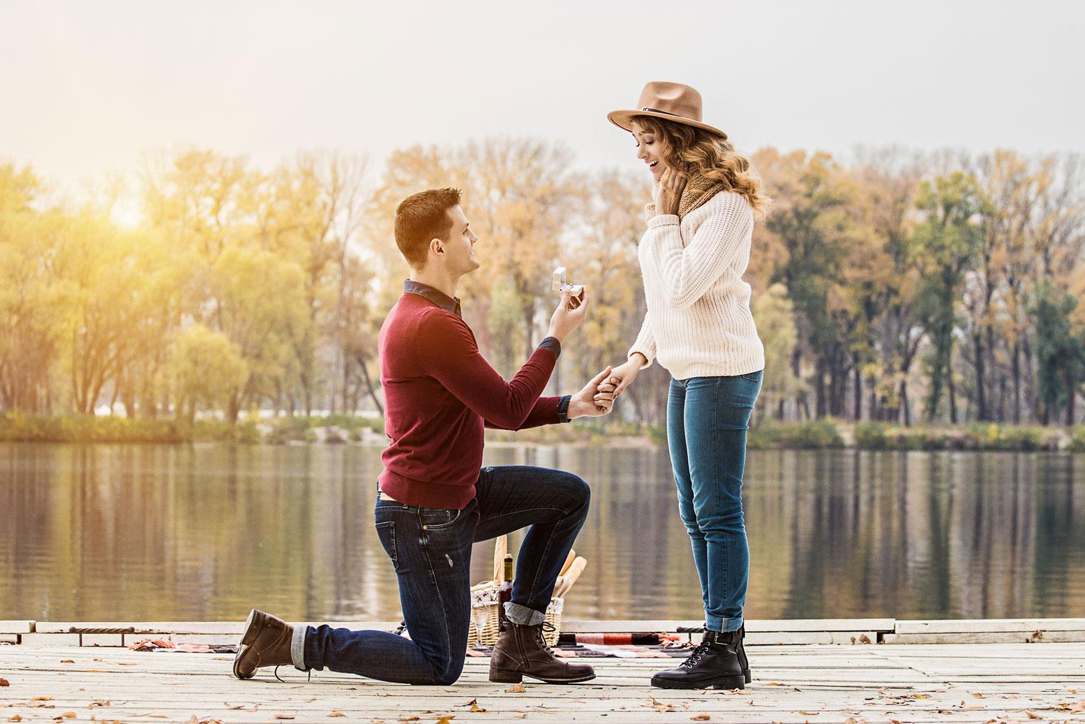 Warum heiraten? 41 falsche Gründe