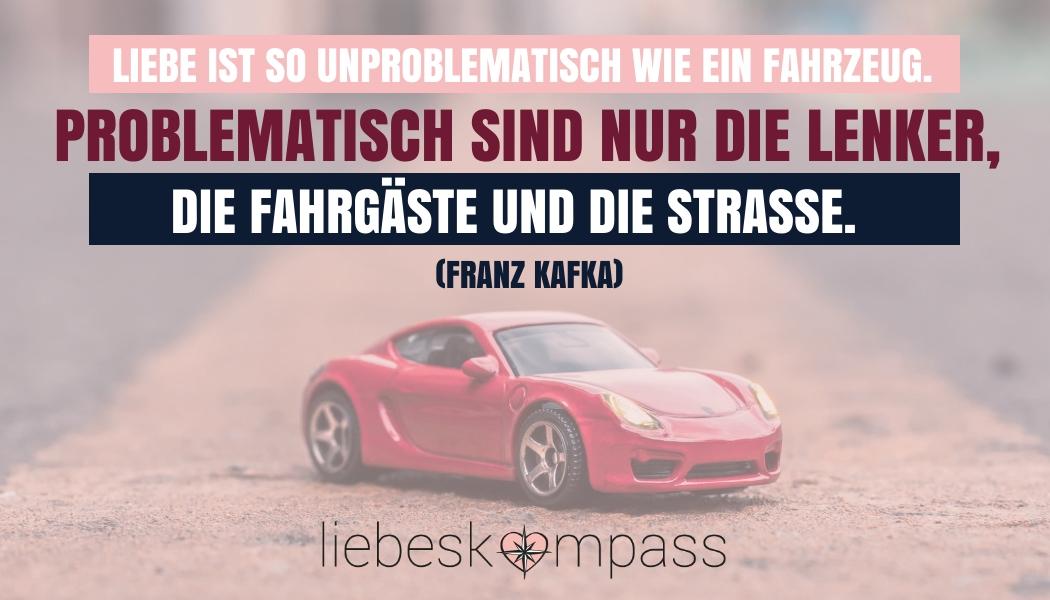 Beziehungskrise meistern Zitat Franz Kafka