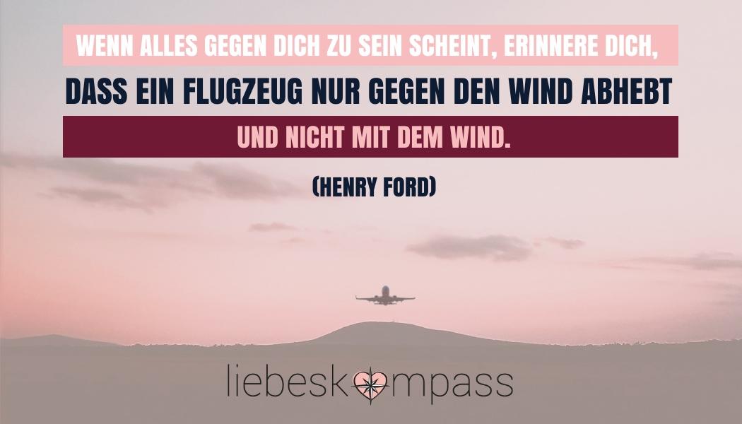 Beziehungskrise meistern Zitat Henry Ford