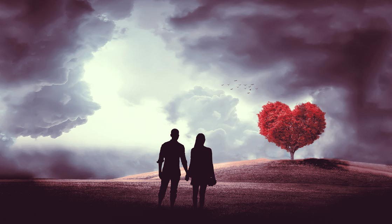 Verlustangst überwinden Angst vs. Liebe