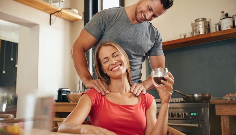 Couple Goals: Fürsorge