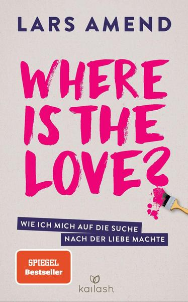 Lars Amend Where is the love
