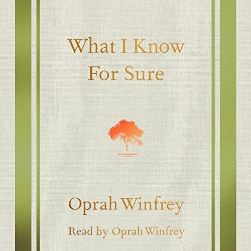 What I know for sure Oprah Winfrey Die besten Hörbücher Tipps